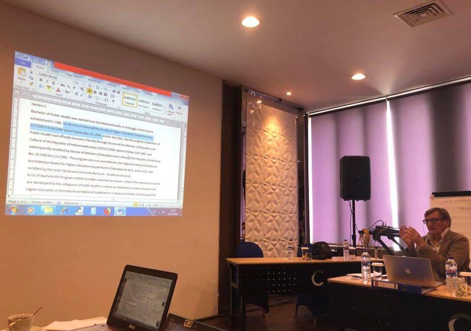 Prodi S1 Kesehatan Masyarakat Bersiap Menuju APHEA