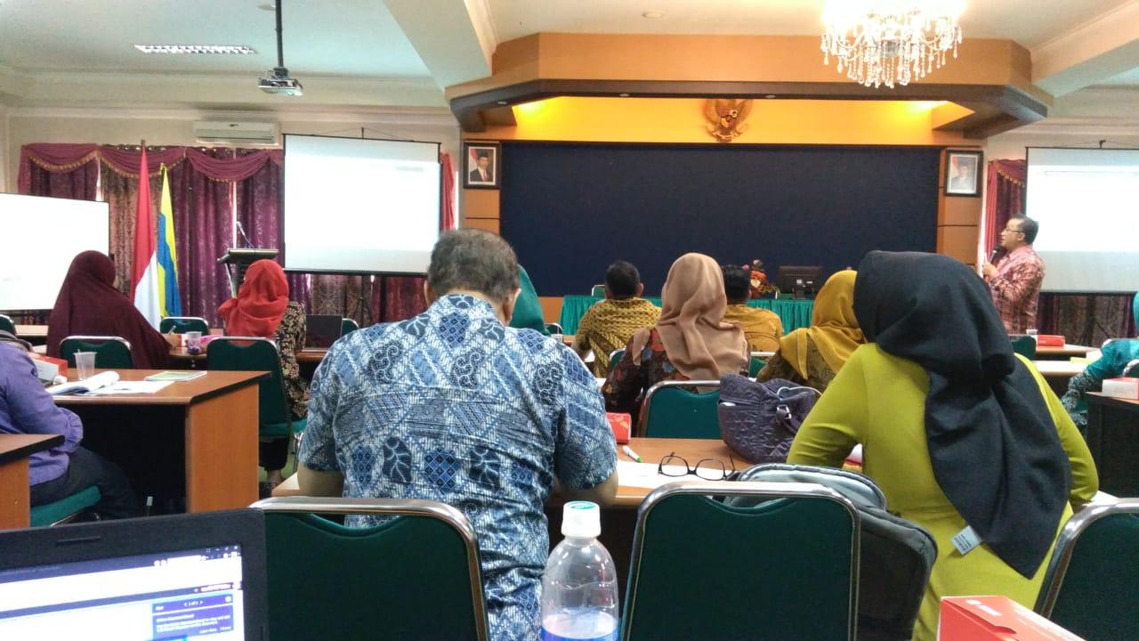 Pelatihan HIRADC, Persiapan Prodi S1 Kesehatan Masyarakat dengan Laboratorium Menuju Akreditasi APHEA